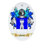 Fortin Ornament (Oval)