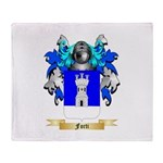 Forti Throw Blanket