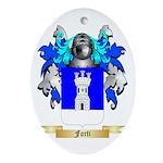 Forti Ornament (Oval)