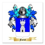 Fortet Square Car Magnet 3