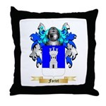 Fortet Throw Pillow