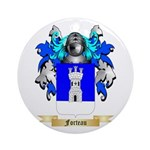 Forteau Ornament (Round)