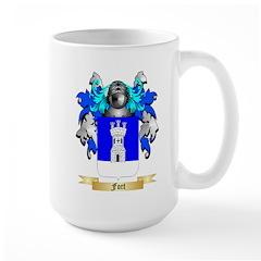 Fort Large Mug