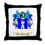 Fort Throw Pillow