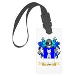 Fort Large Luggage Tag