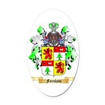 Forshaw Oval Car Magnet