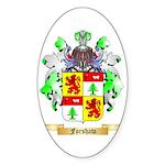 Forshaw Sticker (Oval 50 pk)