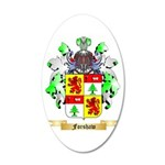 Forshaw 20x12 Oval Wall Decal