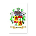 Forshaw 20x12 Wall Decal