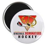 Dykesville Hockey Magnet