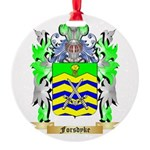 Forsdyke Round Ornament
