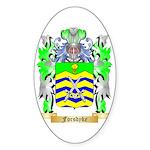 Forsdyke Sticker (Oval 50 pk)