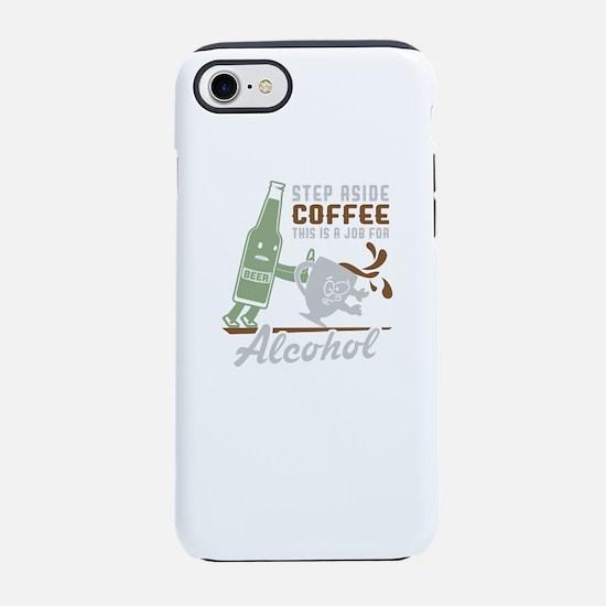 Beer Coffee Design iPhone 7 Tough Case