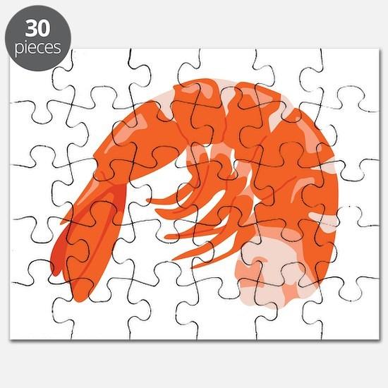 Shrimp Puzzle