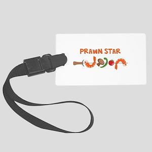 Prawn Star Luggage Tag