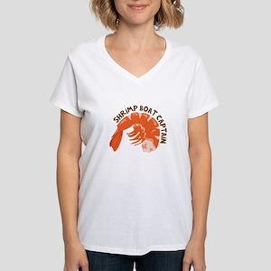 Shrimp Boat Captain T-Shirt