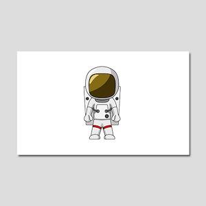 Astronaut Car Magnet 20 x 12