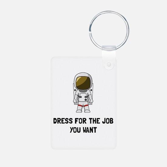 Astronaut Dress Keychains