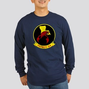 VP 94 Crawfishers Long Sleeve Dark T-Shirt