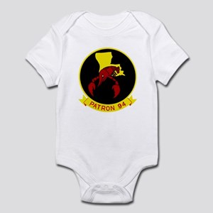VP 94 Crawfishers Infant Bodysuit