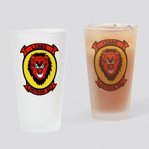 VP 90 Lions Drinking Glass