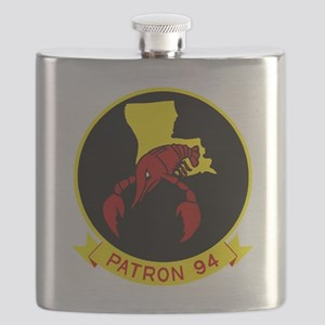 VP 94 Crawfishers Flask
