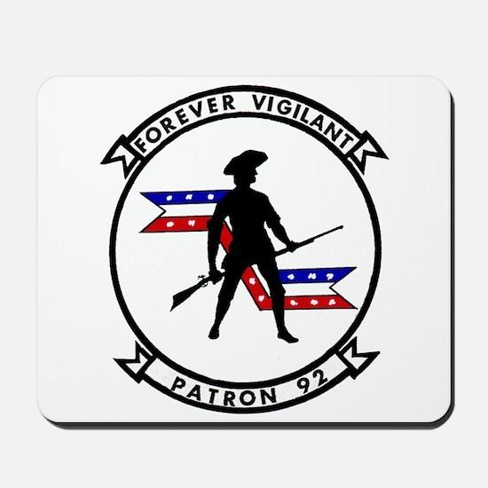 VP 92 Forever Vigilant Mousepad