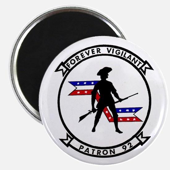 VP 92 Forever Vigilant Magnet