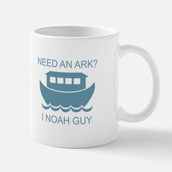 I Noah Guy Mugs