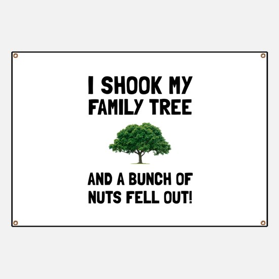 Family Tree Nuts Banner
