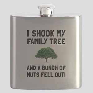Family Tree Nuts Flask