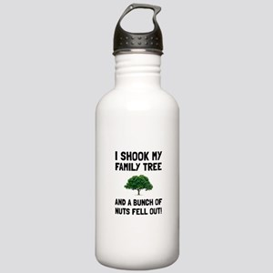 Family Tree Nuts Water Bottle
