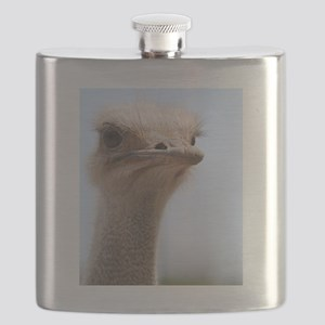 Long Necked Ostrich Flask