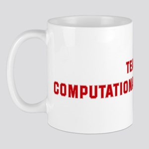 Team COMPUTATIONAL CHEMISTRY Mug