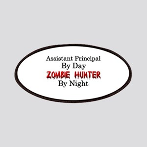 Assistant Principal/Zombie Hunter Patches