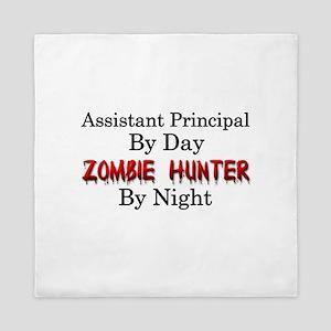 Assistant Principal/Zombie Hunter Queen Duvet