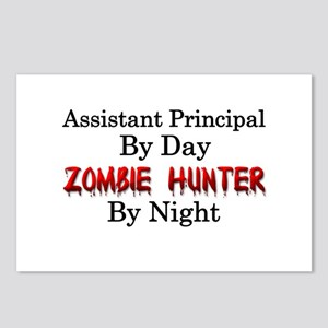 Assistant Principal/Zombi Postcards (Package of 8)