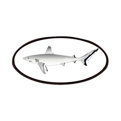 Grey Blacktail Reef Shark Patches