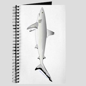 Grey Blacktail Reef Shark Journal