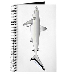 Grey Blacktail Reef Shark Journal