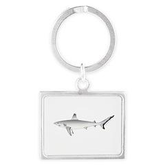 Grey Blacktail Reef Shark Keychains