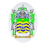 Forsdick Ornament (Oval)