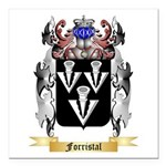 Forristal Square Car Magnet 3