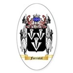 Forristal Sticker (Oval 10 pk)