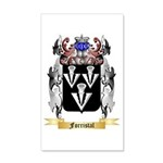 Forristal 20x12 Wall Decal