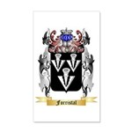 Forristal 35x21 Wall Decal