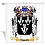 Forristal Shower Curtain