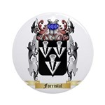 Forristal Ornament (Round)