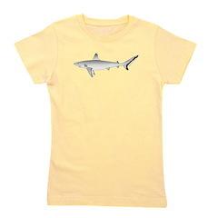 Grey Blacktail Reef Shark c Girl's Tee