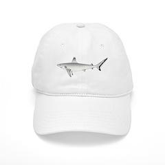 Grey Blacktail Reef Shark c Baseball Baseball Cap